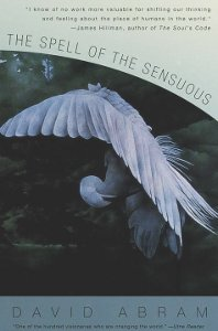 The Spell of the Sensuous, by David Abram